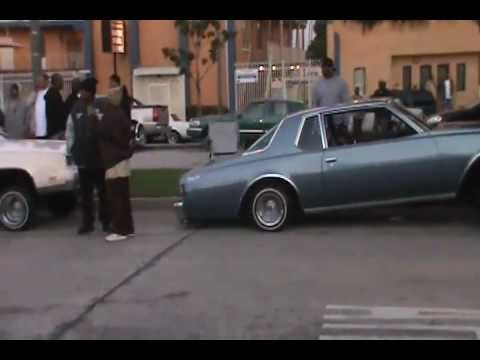 [4] Lowriders in L.A. - You Know How We Ride  2011