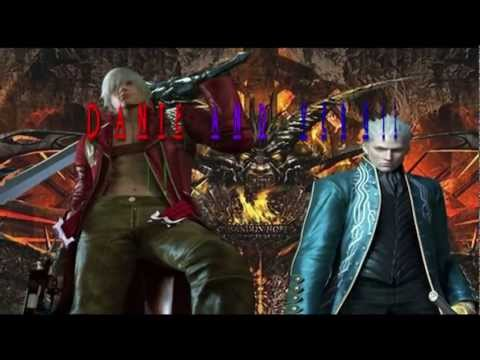 UMVC3: Dante and Vergil Combo Video *Remake*
