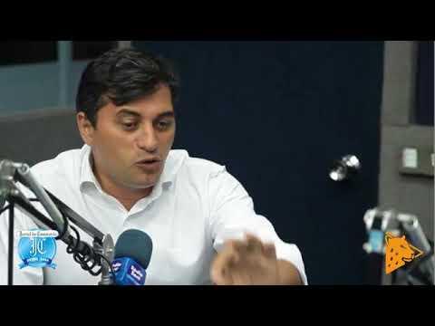 Entrevista com o pré-candidato ao Governo do Estado, Wilson Lima