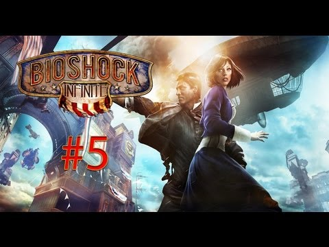 Let's Play BioShock Infinite - #005 - Raben!