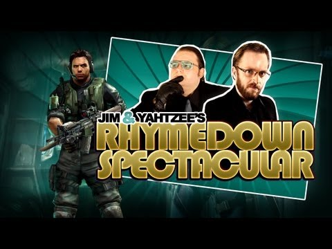 QUOTH THE GAMER (Jim & Yahtzee's Rhymedown Spectacular)