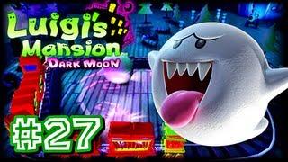 Luigi's Mansion Dark Moon - (1080p) Part 27 - E-4 Ambush Maneuver