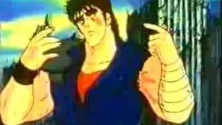 北斗の拳のオープニングソングをクレヨンしんちゃんに。「北斗のしんちゃん」