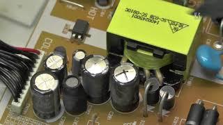 SyncMaster 943N не включается. Ремонт своими руками.