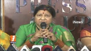TV Serials Cause Bad Thinking In Women's   Nannapaneni Rajakumari   iNews - INEWS