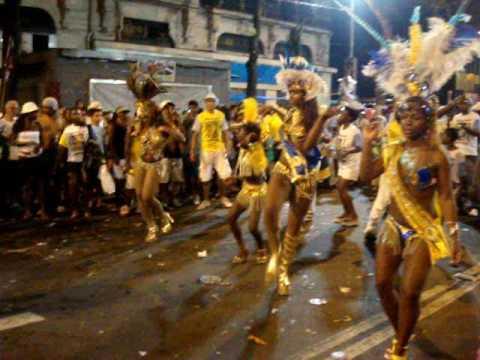 MULATAS SAMBA CARNAVAL 2009 RIO DE JANEIRO