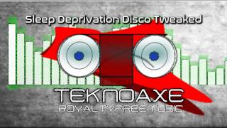 Royalty Free Sleep Deprivation Disco Tweaked:Sleep Deprivation Disco Tweaked