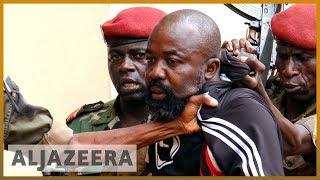 🇨🇫CAR suspect wanted for war crimes against Muslims handed to ICC l Al Jazeera English - ALJAZEERAENGLISH