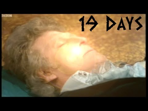 19 Days 3rd Doctors Regeneration RECREATED