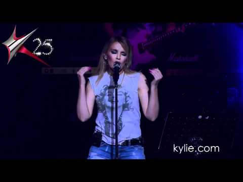 Kylie Minogue - Cherry Bomb - Anti Tour 2012