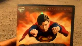 The Christopher Reeve Superman Collection DVD Review