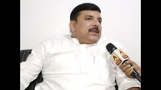 "Congress was not ""serious"" for an alliance to stop the BJP: Sanjay Singh - ABPNEWSTV"