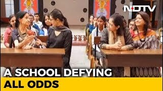 The Schoolchildren Who Overcame All Odds - NDTV
