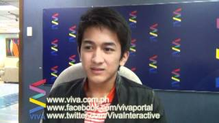 Exclusive interview with Makisig Morales