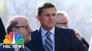 Judge Postpones Sentencing For Michael Flynn | NBC News - NBCNEWS