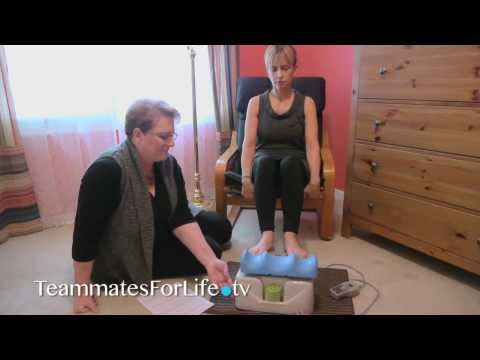 Lymphatic Drainage Part 2: Chi Machine