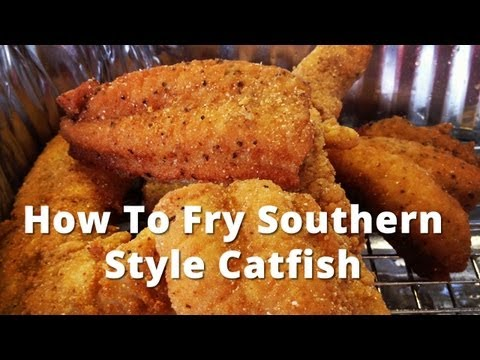 Fried Catfish - Recipe for Fried Catfish