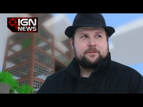 Minecraft Creator Outbids Jay-Z And Beyonce For $70 Million Mansion - IGN News