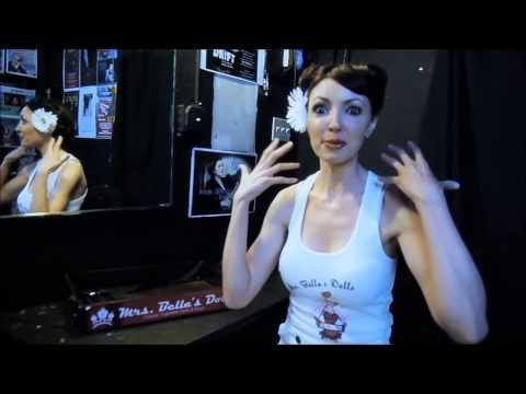 World Famous Cigarette Girls- Bella's Dolls