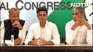 सचिन पायलट और अशोक गहलोत लड़ेंगे चुनाव - NDTVINDIA
