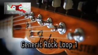 Royalty Free Generic Rock Loop 1 :Generic Rock Loop 1
