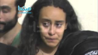 بالفيديو .. انهيار نهال كمال وابنتى الأبنودى أثناء تشييع جثمانه