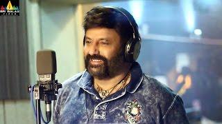 Balakrishna Sings Mava Ek Peg Laao Song In NBK 101 Movie | Puri Jagannadh | Sri Balaji Video - SRIBALAJIMOVIES