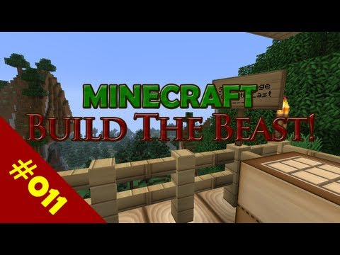 Build The Beast - Episode 11: Nether Rail Hub