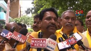 Minister Amarnath Reddy Comments on JC Diwakar Reddy | CVR NEWS - CVRNEWSOFFICIAL