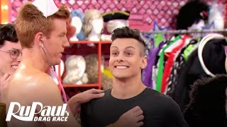 Watch Act 1 of S12 E5 💋 Gay's Anatomy | RuPaul's Drag Race