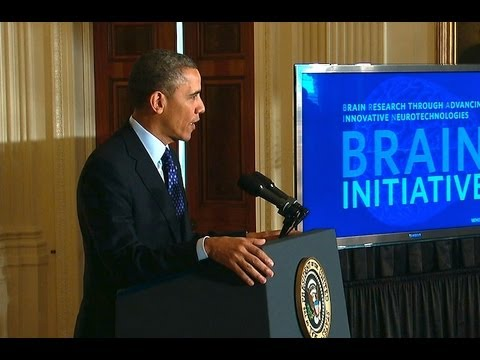 President Obama Speaks on the BRAIN Initiative and American Innovation
