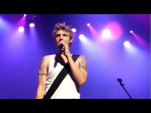 I Want It That Way - Nick Carter - Montreal 2011