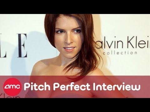 Anna Kendrick and Brittany Snow Talk Pitch Perfect