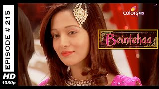 Beintehaa : Episode 215 - 22nd October 2014