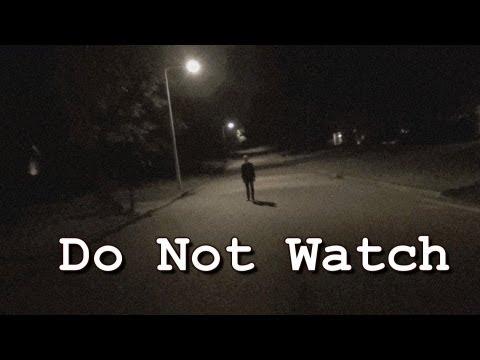 W sieci pełno jest filmików z rzekomym Slender Manem.