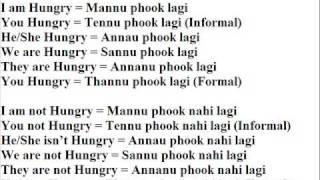 Verbs in punjabi youtube malvernweather Choice Image