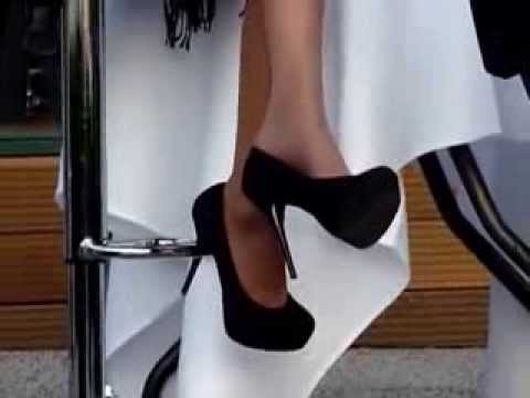 Walking High-Heel Compiliation (Part - one)