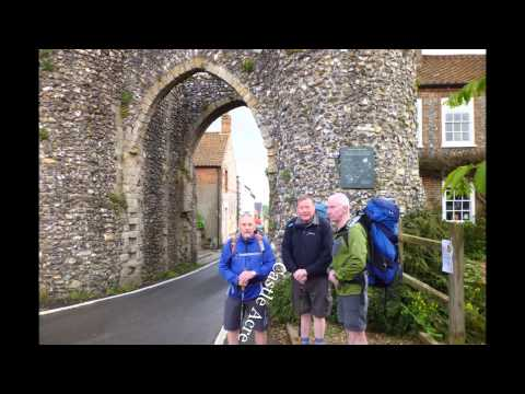 Peddars Way May 2014