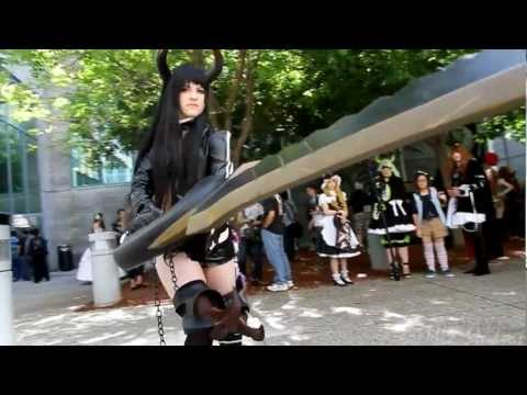 Fanime 2012 Cosplay Video 1-4 [Same Day Edit]