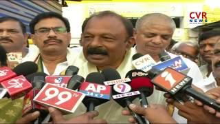 AP PCC Chief Raghuveera Reddy visits Arasavalli Temple   intinta Congress   CVR News - CVRNEWSOFFICIAL