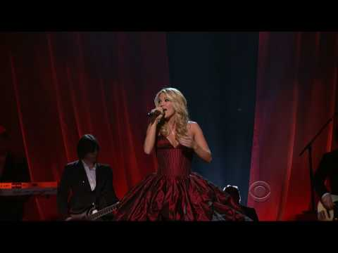 Carrie Underwood I Told You So ACMA2009