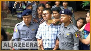 🇲🇲 Journalist tried for reporting on Rohingya deaths testifies| Al Jazeera English - ALJAZEERAENGLISH
