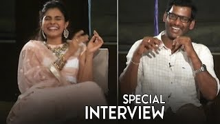 Vishal and Andrea Special Interview About Detective Movie | TFPC - TFPC
