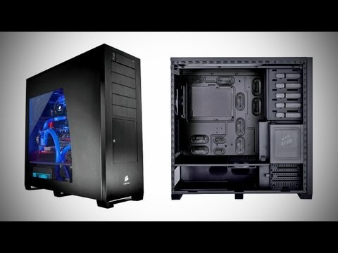 Corsair Obsidian 800D Unboxing (Chassis / PC Case UGPC 2012)