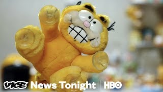 It's Garfield's 40th Birthday So We Talked To Creator Jim Davis (HBO) - VICENEWS