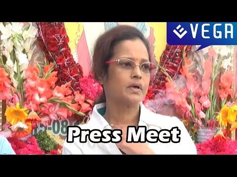 Srihari First Death Anniversary Press Meet  - Disco Shanti