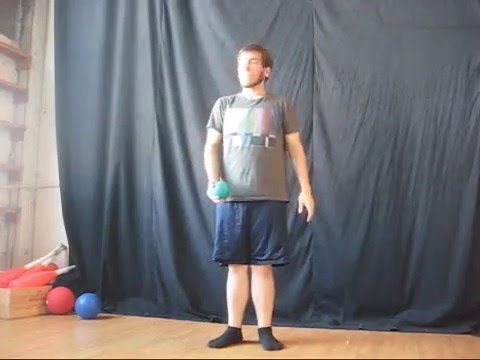 I Call This Contact Juggling-Kyle Johnson