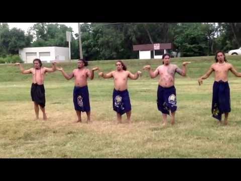 Aeto boys (KC Grew) Dancing For Joe's Grad Party..