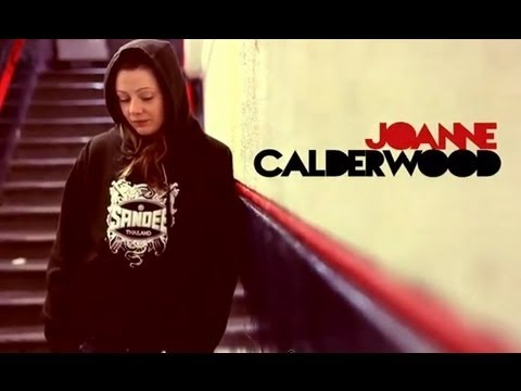 Joanne Calderwood: You don't have to be loud to be heard