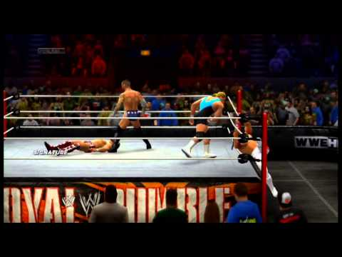 WWE 2K14 EPIC ROYAL RUMBLE WWE/WWF/WCW/NWO